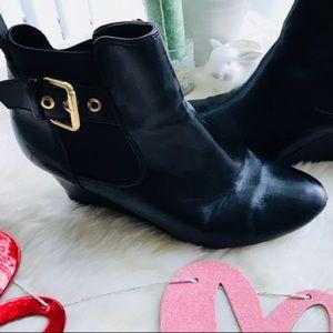 078d5dfdbab0 Shoes - Dexflex COMFORT栗 ♀️Beautiful Ankle Boots Wedge✨